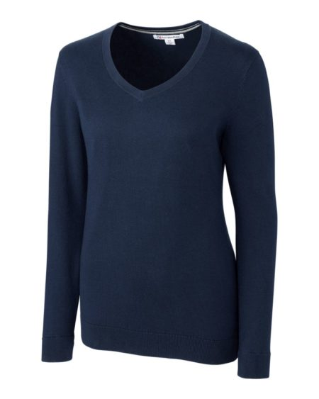 Ladies Lakemont V Neck Sweater | Cutter & Buck Australia