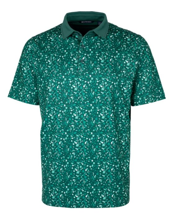 Pike Polo Particle Print | Cutter & Buck Australia