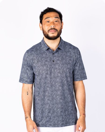 Men's Pike Polo Constellation Print | Cutter & Buck Australia